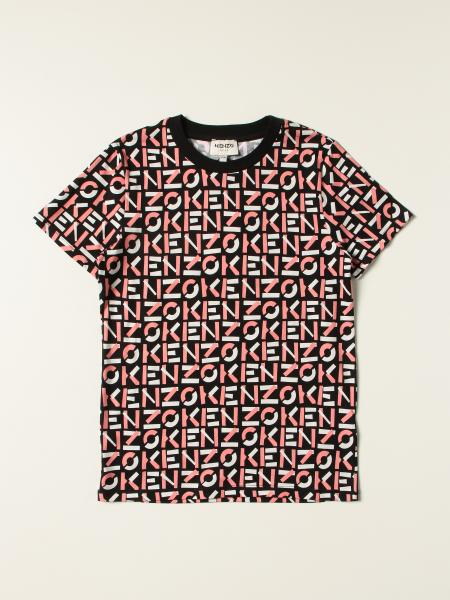 T-shirt kids Kenzo Junior