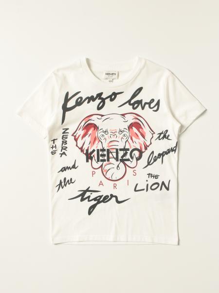 Kenzo: Camisetas niños Kenzo Junior