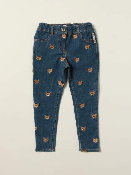 Pantalón niños Moschino Baby
