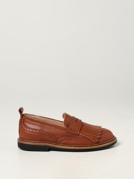 Chloé moccasins in leather