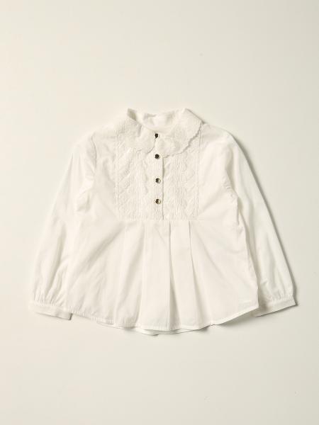 Chloé basic shirt with embroidery