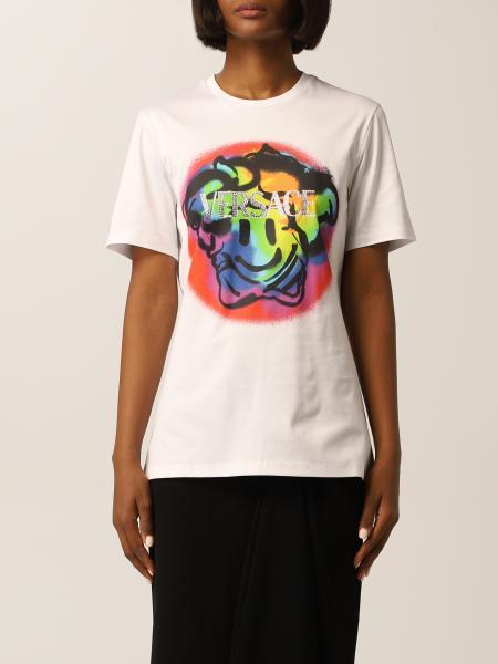 Versace femme: T-shirt femme Versace