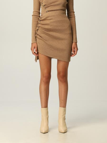Paco Rabanne: Skirt women Paco Rabanne