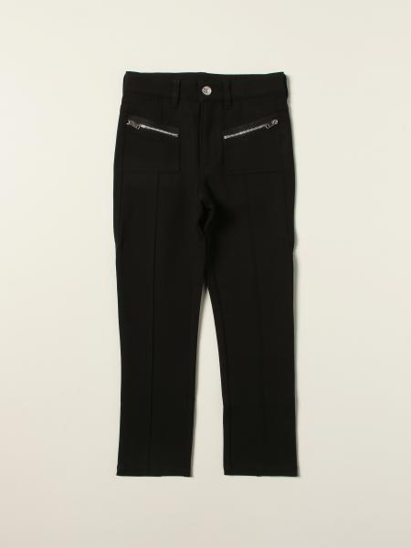 Slim fit Diesel pants in viscose