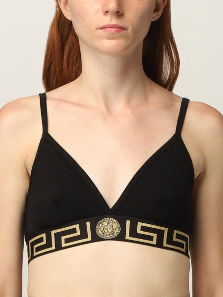Bralette Versace con Greca