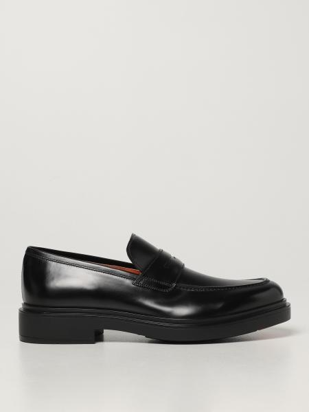 Santoni: 莫卡辛鞋 男士 Santoni