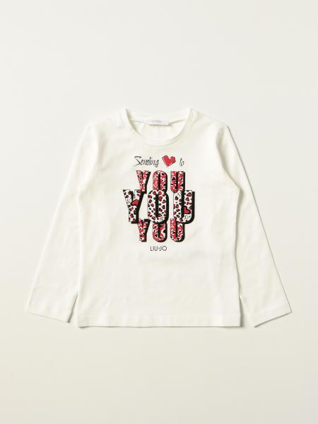T-shirt Liu Jo con stampa