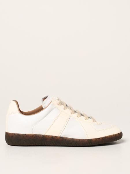 Maison Margiela: Спортивная обувь Женское Maison Margiela
