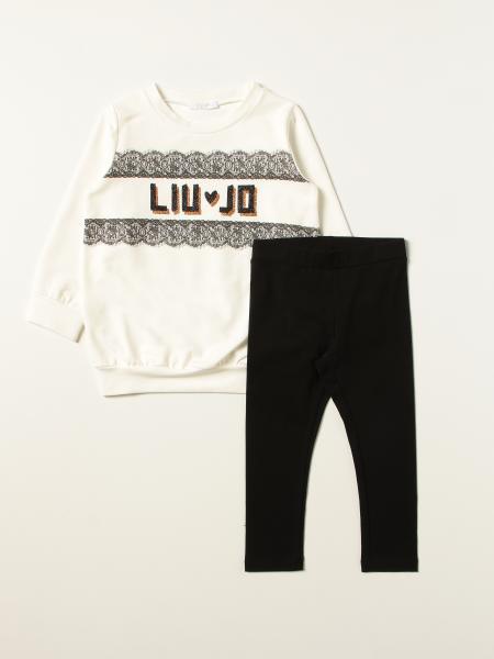 Liu Jo jumper + leggings set with glitter logo