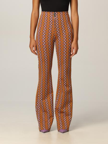 Missoni women: Trousers women M Missoni