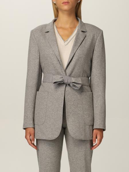 Fabiana Filippi: Куртка Женское Fabiana Filippi