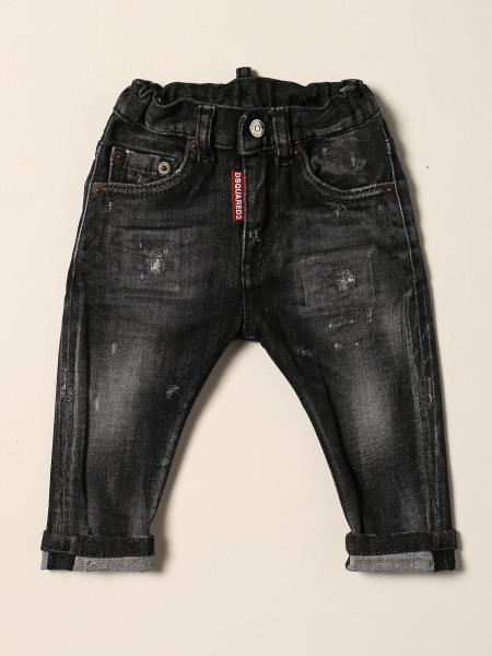 Dsquared2 Junior 5-pocket jeans ripped