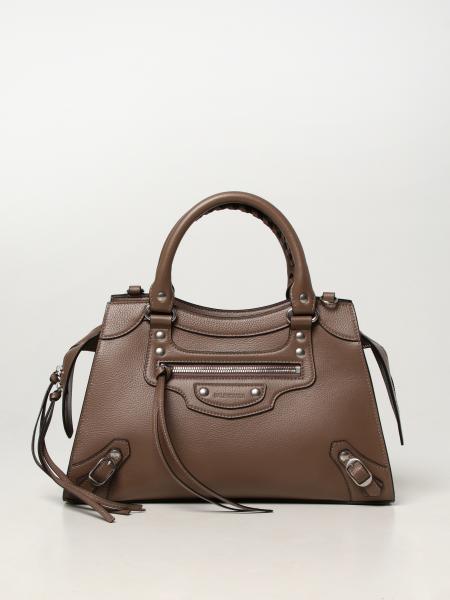 Balenciaga women: Neo Classic City s Balenciaga bag in leather