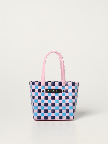 Tote Marni multicolor shopping bag