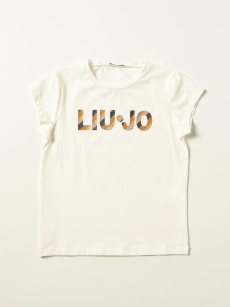 Liu Jo T-shirt with glitter logo