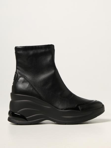 Sneakers a stivaletto Liu Jo in nappa sintetica