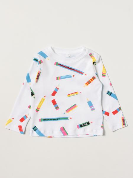 T-shirt Stella McCartney con stampe all over