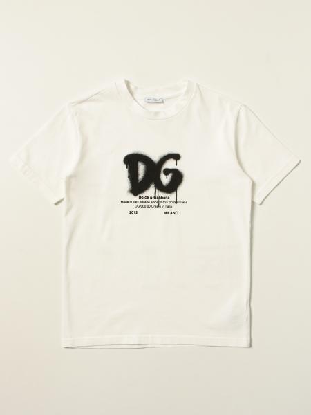 Dolce & Gabbana ДЕТСКОЕ: Футболка Детское Dolce & Gabbana