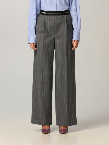 Pantalone donna Msgm