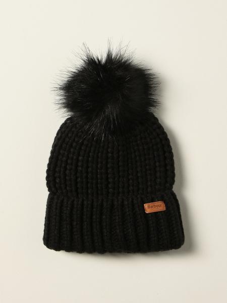 Cappello a berretto Barbour con pompon