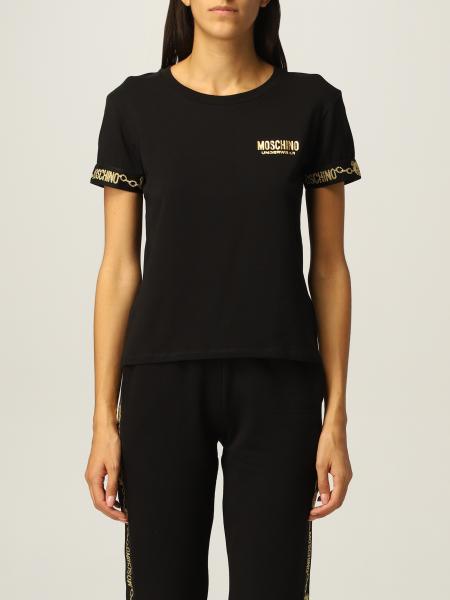 Moschino: T恤 女士 Moschino Underwear