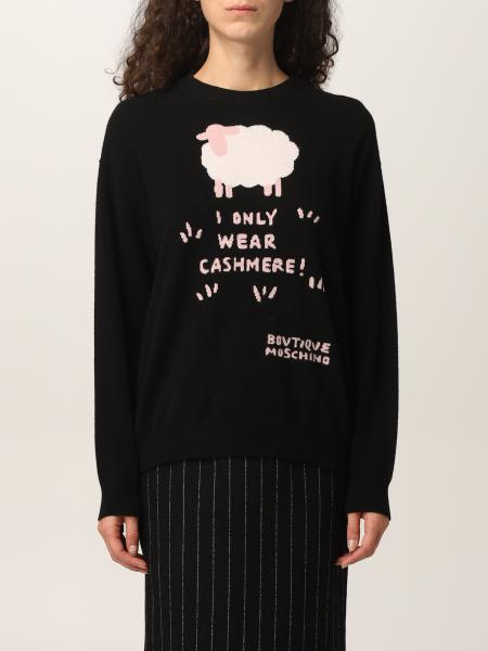 Boutique Moschino: Pull femme Boutique Moschino