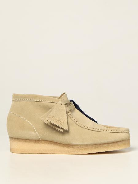 Clarks 女士: 高跟裸靴 女士 Clarks