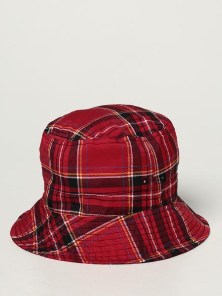 Red(V): Hat women Red(v)
