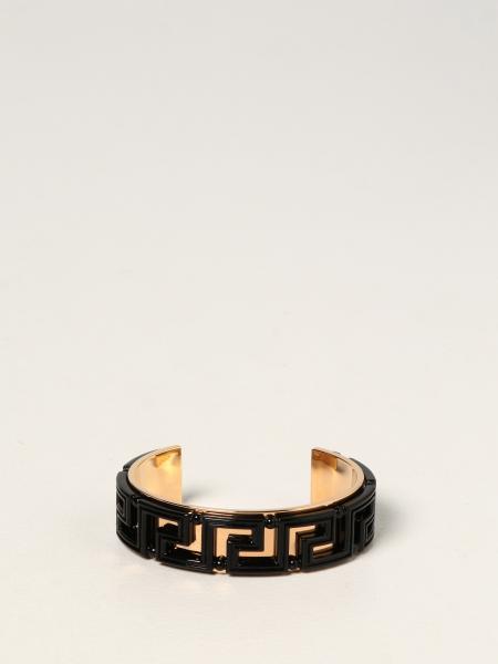 Versace bracelet with Greca motif