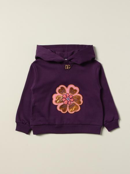 Dolce & Gabbana sweatshirt with flower