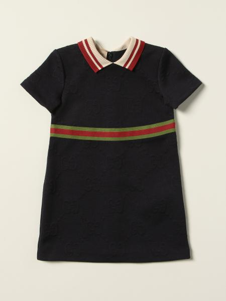 Gucci: Gucci dress with Web bands