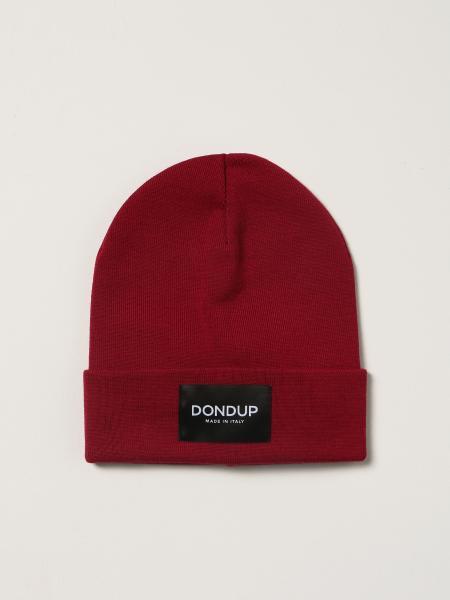 Cappello a berretto Dondup con logo