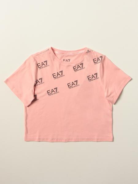 T-shirt kids Ea7