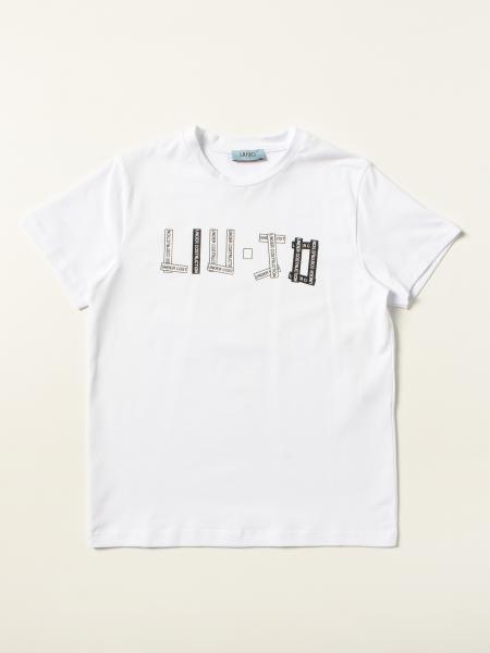 T-shirt Liu Jo con logo stampato