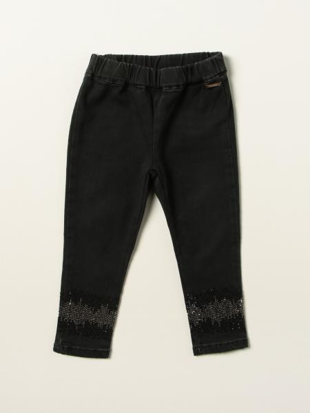 Liu Jo jogging trousers with rhinestones