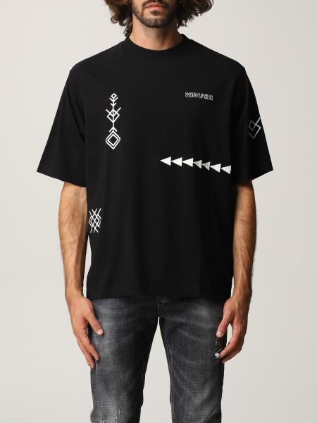 Marcelo Burlon County Of Milan men: T-shirt men Marcelo Burlon