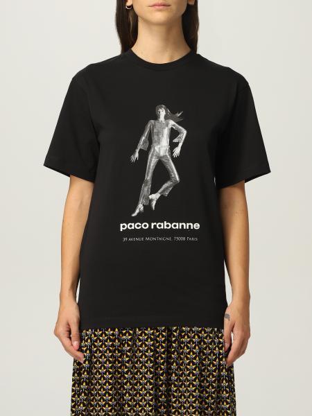 T-shirt damen Paco Rabanne