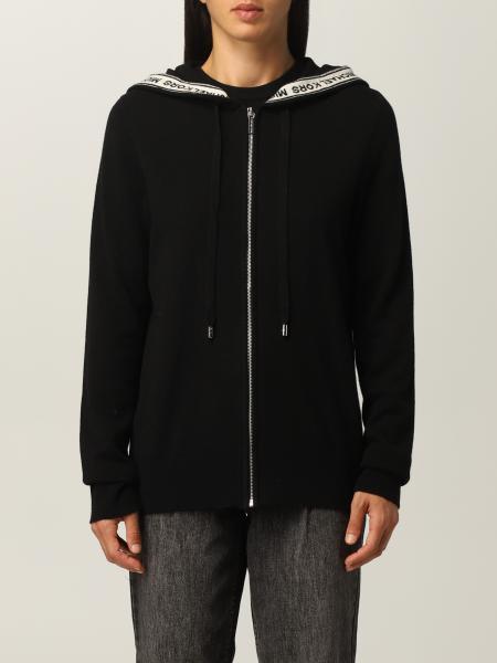 Michael Kors: Michael Michael Kors sweatshirt in wool and viscose blend