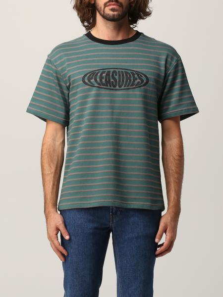 T-shirt herren Pleasures