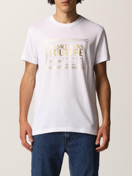 Versace Jeans Couture men: T-shirt men Versace Jeans Couture