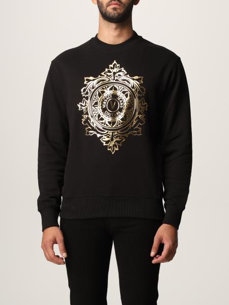 Versace Jeans Couture men: Sweatshirt men Versace Jeans Couture
