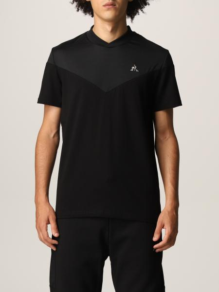 Le Coq Sportif: T-shirt men Le Coq Sportif