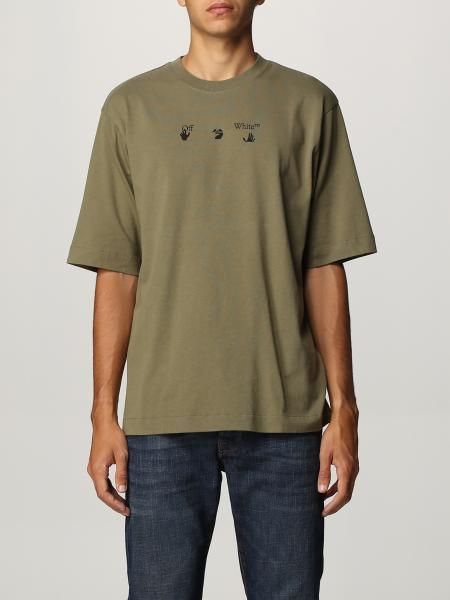 Off White homme: T-shirt homme Off White