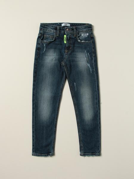Jeans bambino Msgm Kids