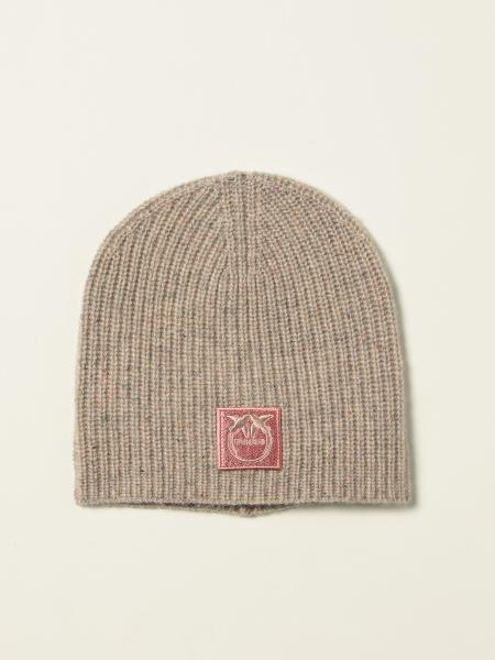 Pinko donna: Cappello a berretto Pinko a coste