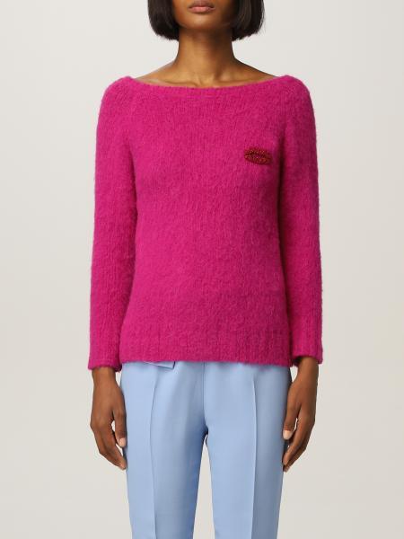 N° 21 für Damen: Pullover damen N° 21