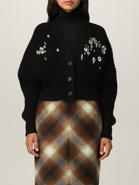 Cardigan N° 21 in lana vergine