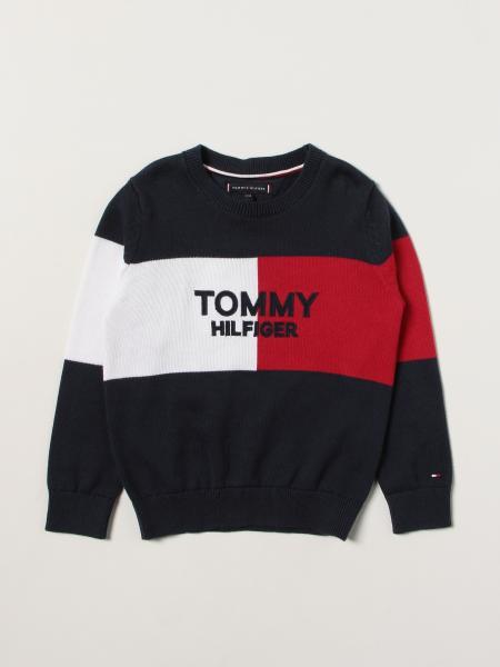 Tommy Hilfiger: Pullover kinder Tommy Hilfiger