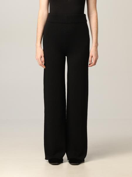 Pantalone Max Mara Leisure in lana