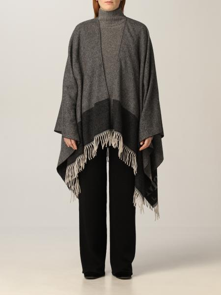Mantella Max Mara Leisure in misto lana